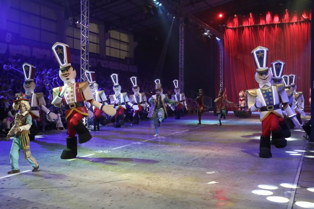 13_01_2019_33Natal Luz de Gramado - Grande Desfile de Natal. Foto Cleiton Thiele/SerraPress