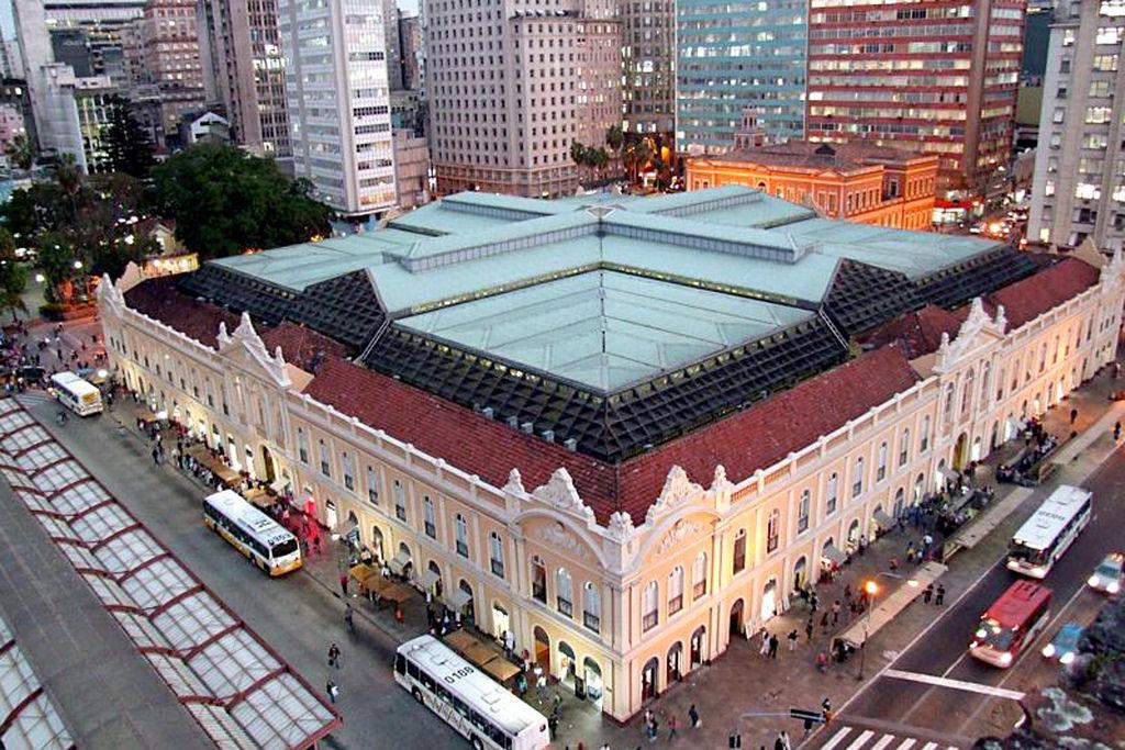Porto Alegre: Mercado Público protocola pedido de vistoria