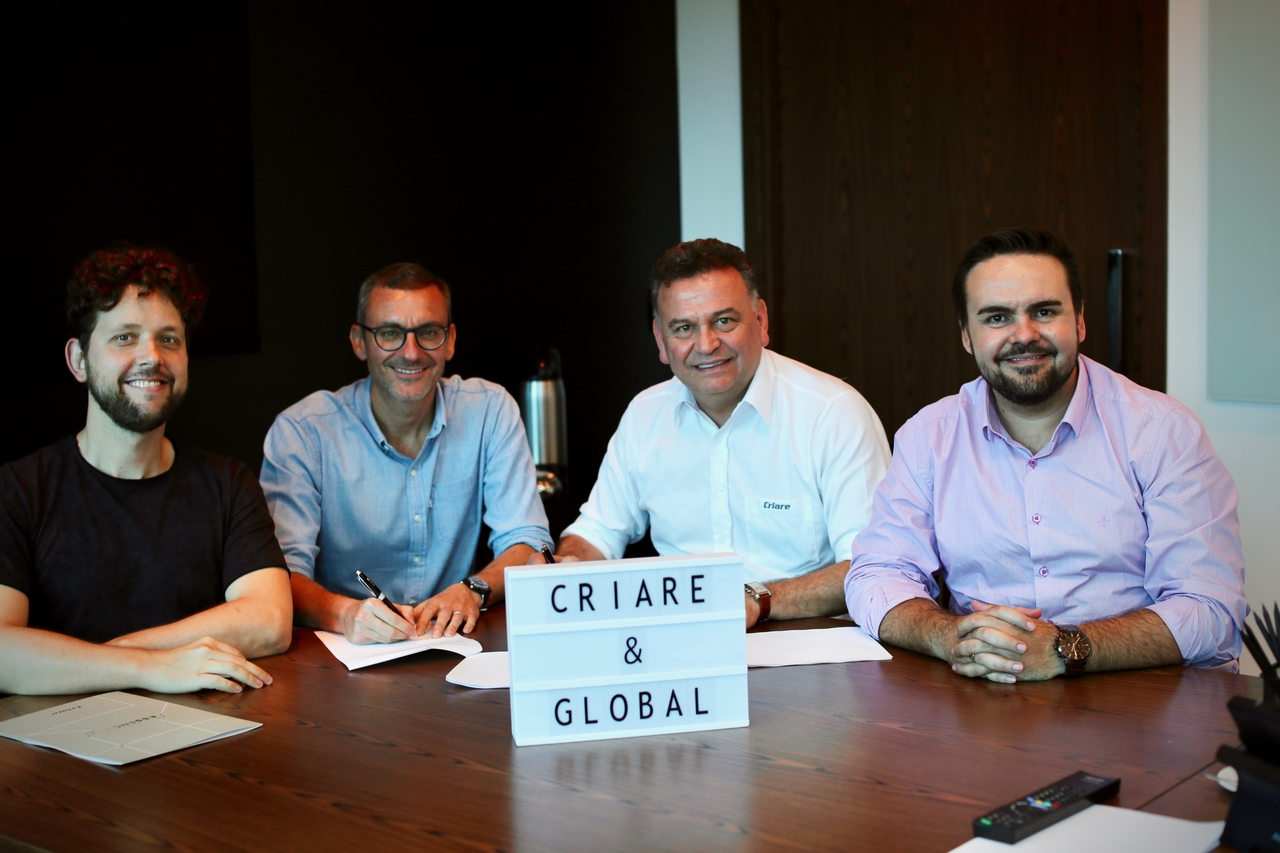 Criare Móveis Planejados escolhe a Global para assinar seu novo projeto de Branding