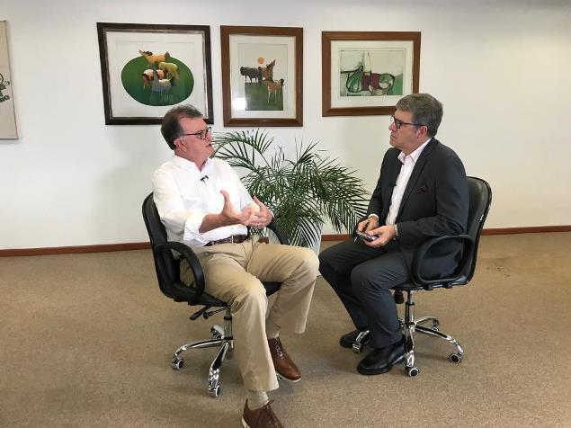 SBT RS: CEO das lojas Renner, José Galló é entrevistado no SBT Rio Grande 2ª Edição nesta quarta-feira