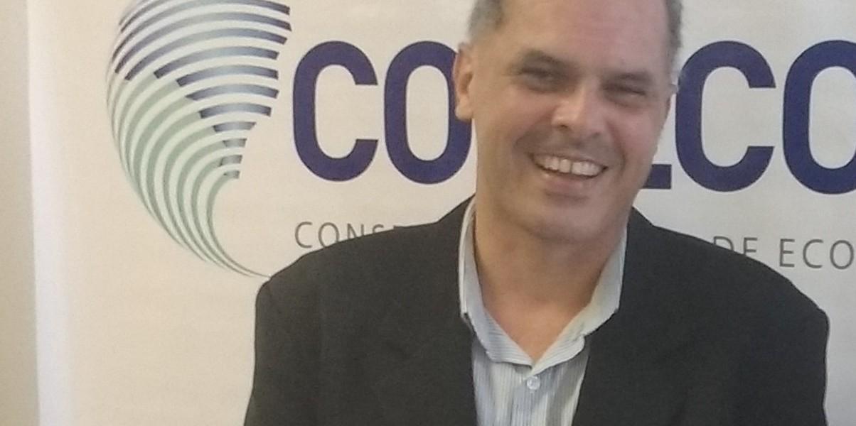 Rogério Tolfo é reeleito presidente do Corecon-RS
