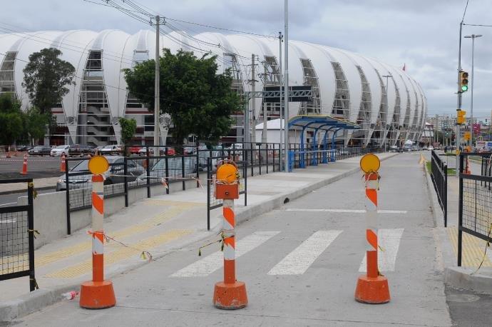 Porto Alegre: Após notificações, consórcio recupera obra na Padre Cacique