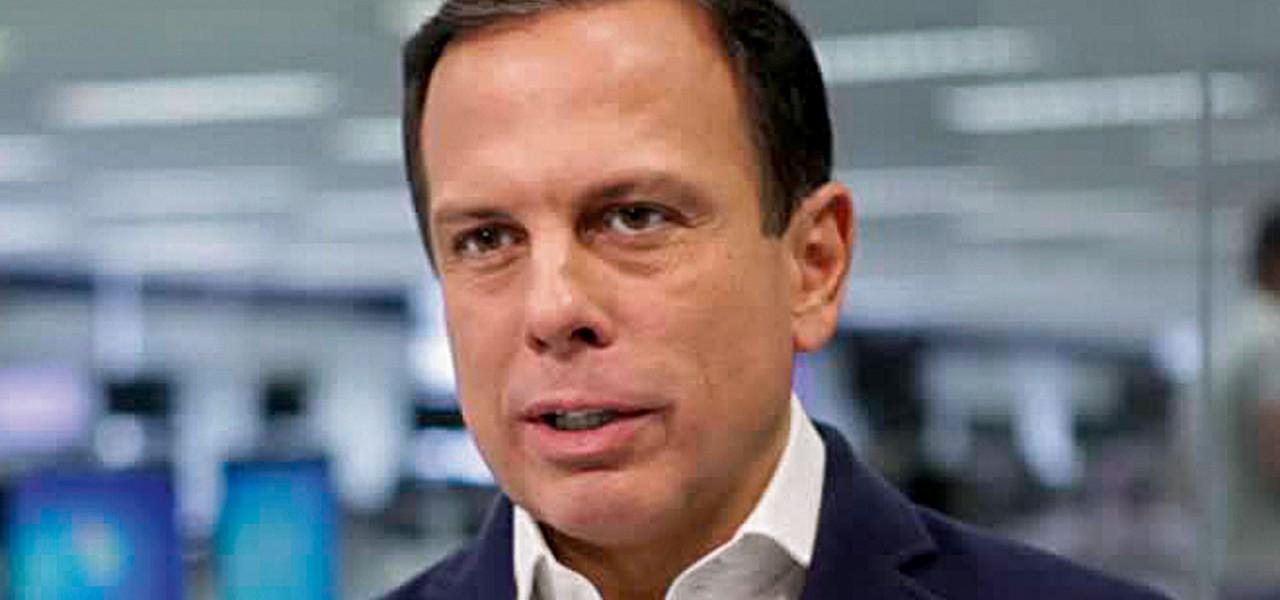 Doria discute Rio-Santos com governo federal