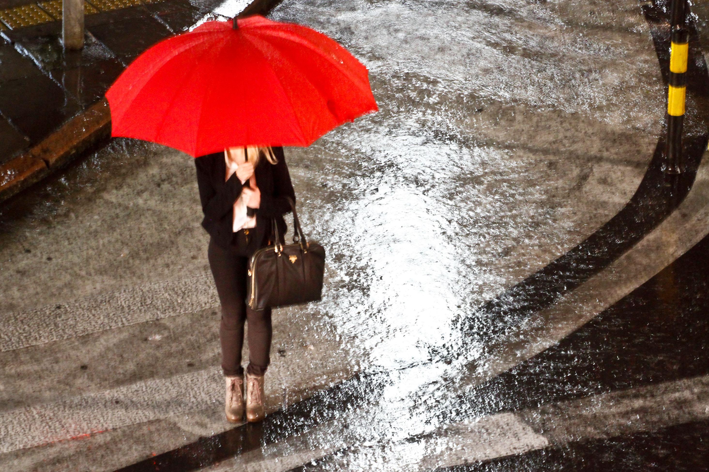 Porto Alegre: Defesa Civil divulga volumes de chuva na Capital