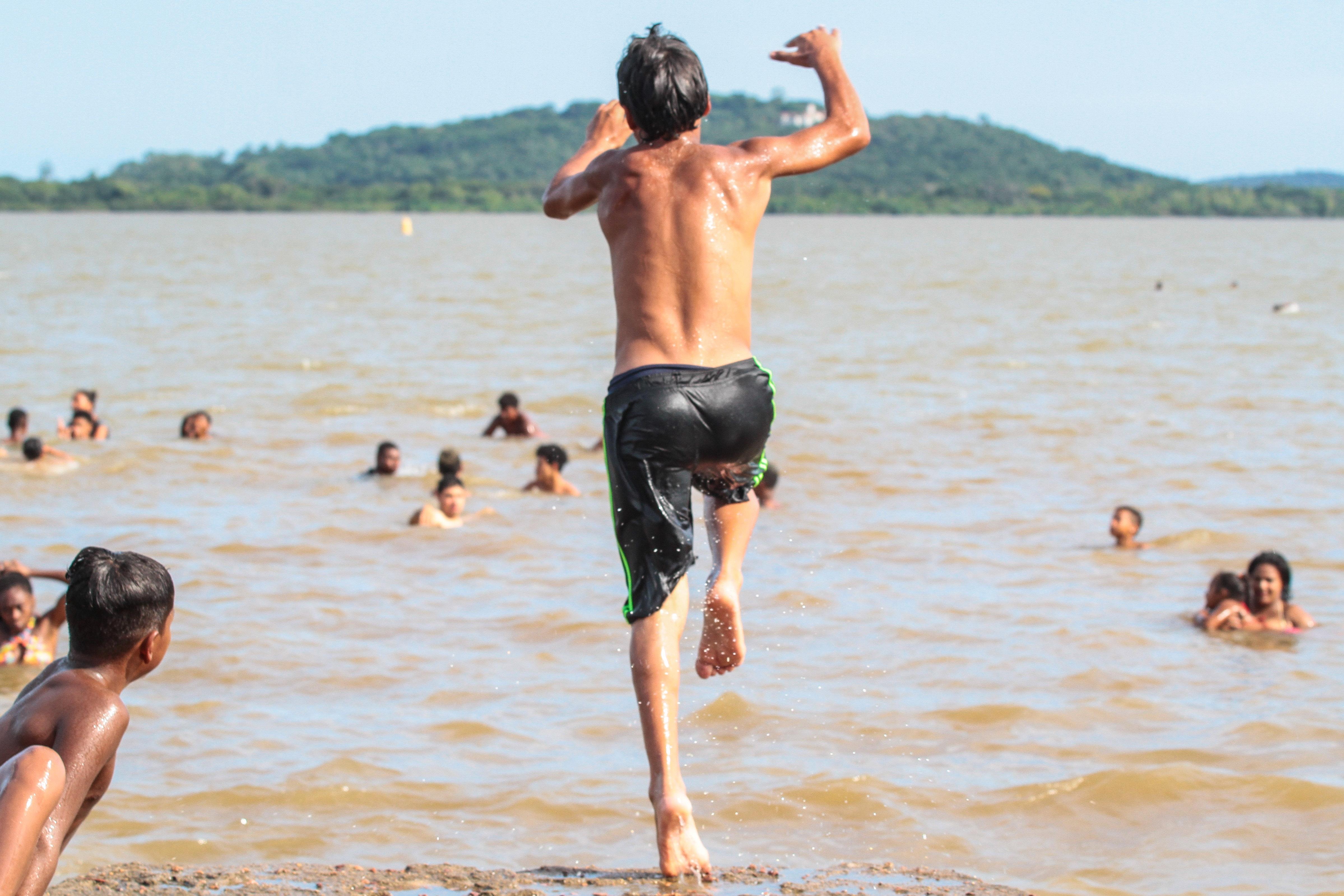 Porto Alegre: Praias do Lami e Belém Novo estão liberadas para banho