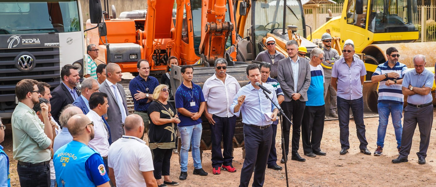 Porto Alegre: Prefeitura retoma obras da avenida Ernesto Neugebauer