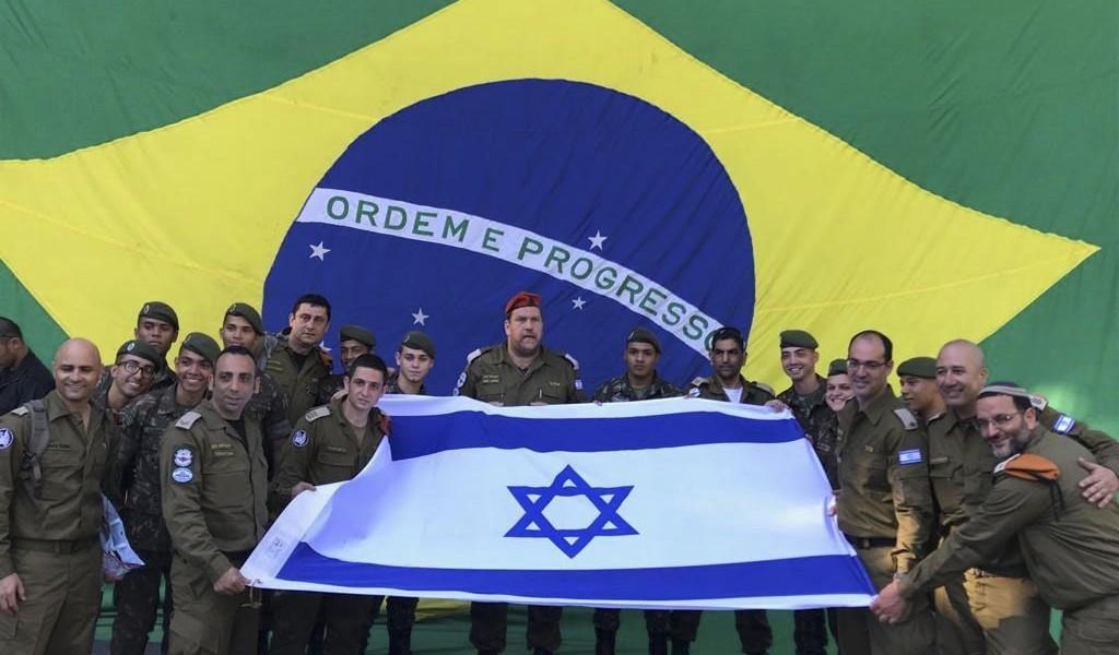 Bolsonaro agradece, no Twitter, atuação das tropas israelenses