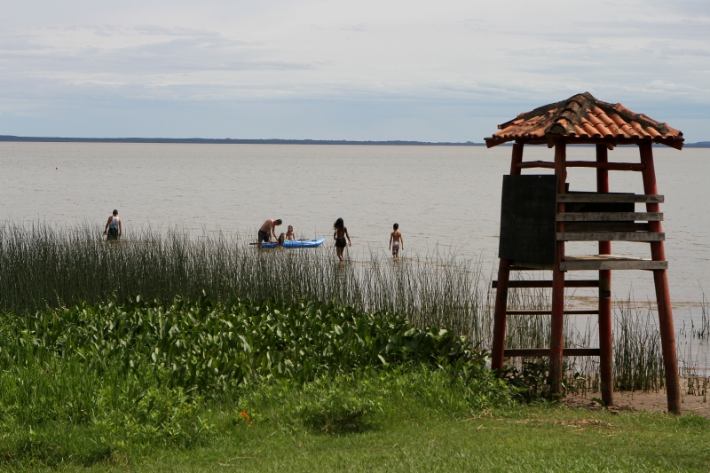 Porto Alegre: No fim de semana vai dar praia