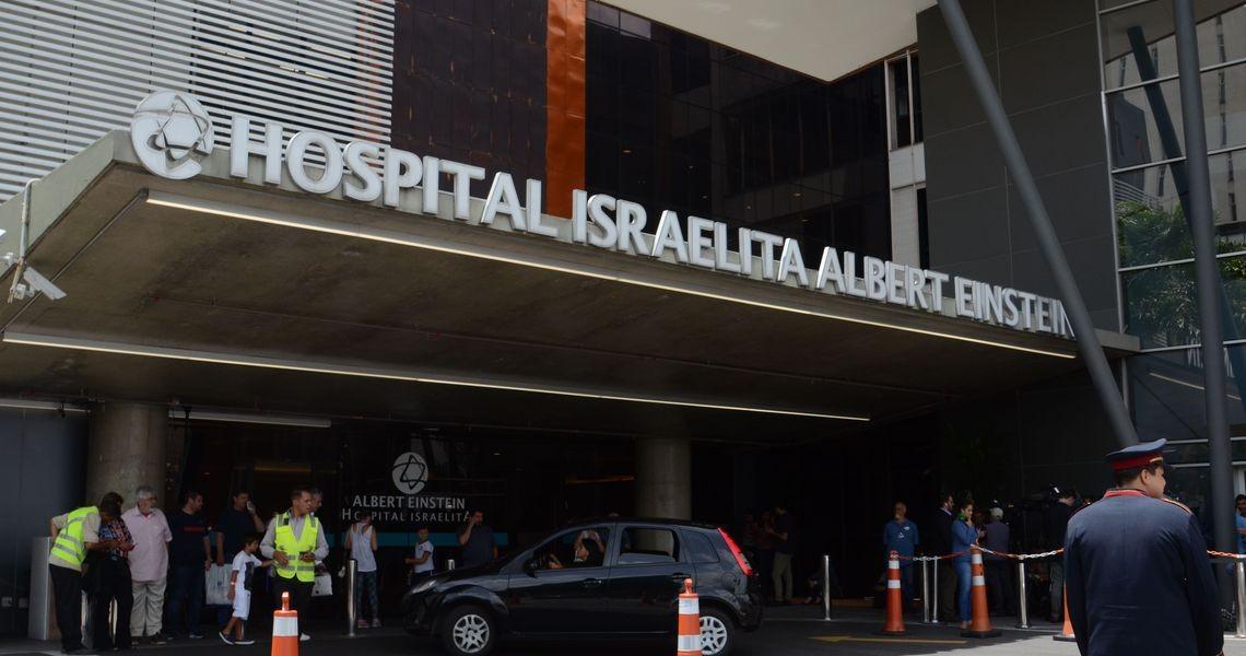 SP: Termina com êxito a cirurgia do presidente Jair Bolsonaro