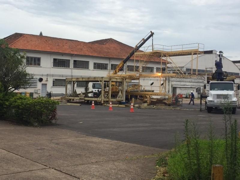 Porto Alegre: TAP M&E desmonta oficinas