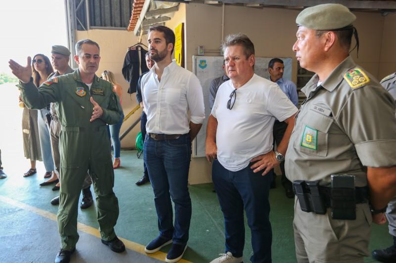 RS: Eduardo Leite visita municípios do Litoral para conferir projetos e seus resultados