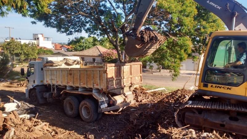 RS: Envio de máquinas auxiliará municípios da Fronteira afetados pela chuva