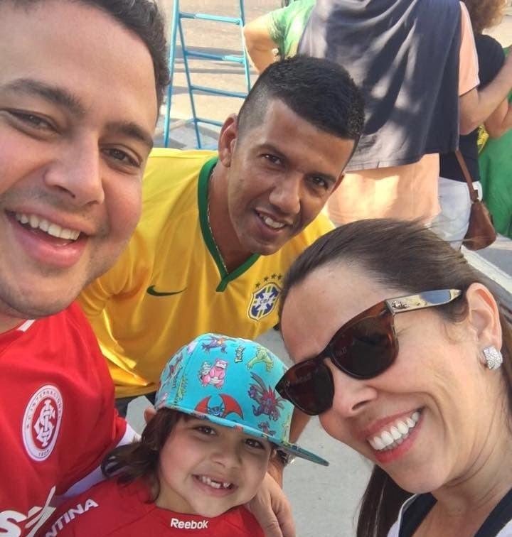 OAB troca de mãos coloradas. Felipe Santa Cruz é carioca, mas viveu em Porto Alegre e é torcedor do internacional