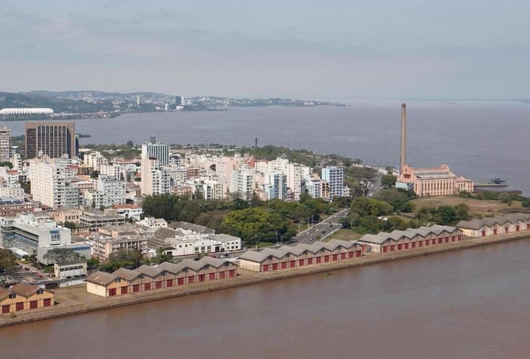 Porto Alegre: DCSet e Tornak preparam lançamento do Embarcadero no Cais Mauá. Projeto será apresentado dia 26 de março