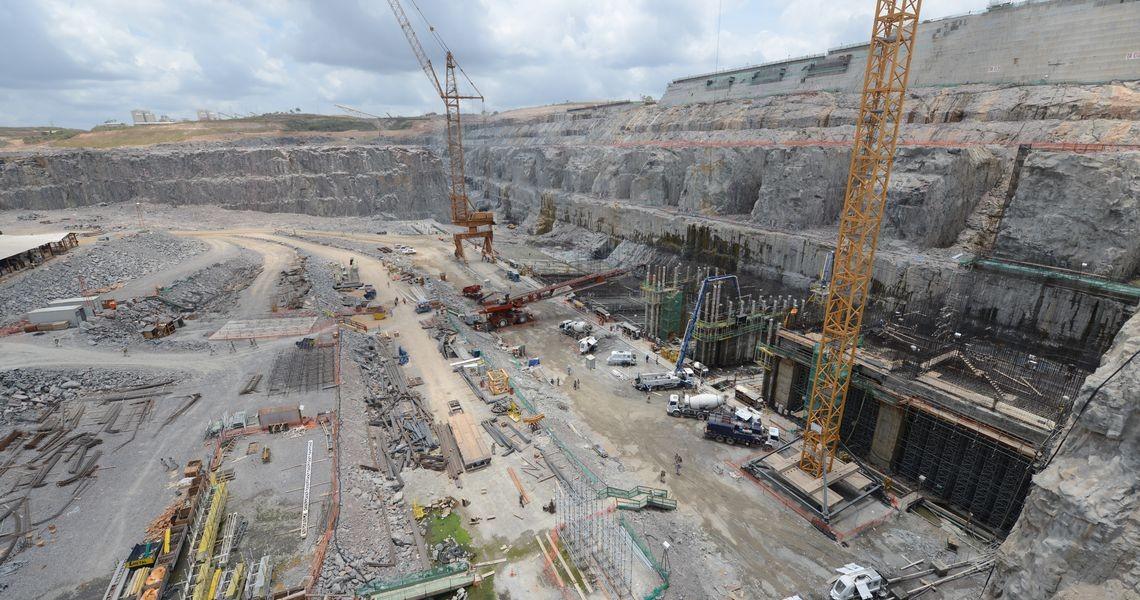 Bombeiros iniciam perícia sobre incêndio na Usina de Belo Monte