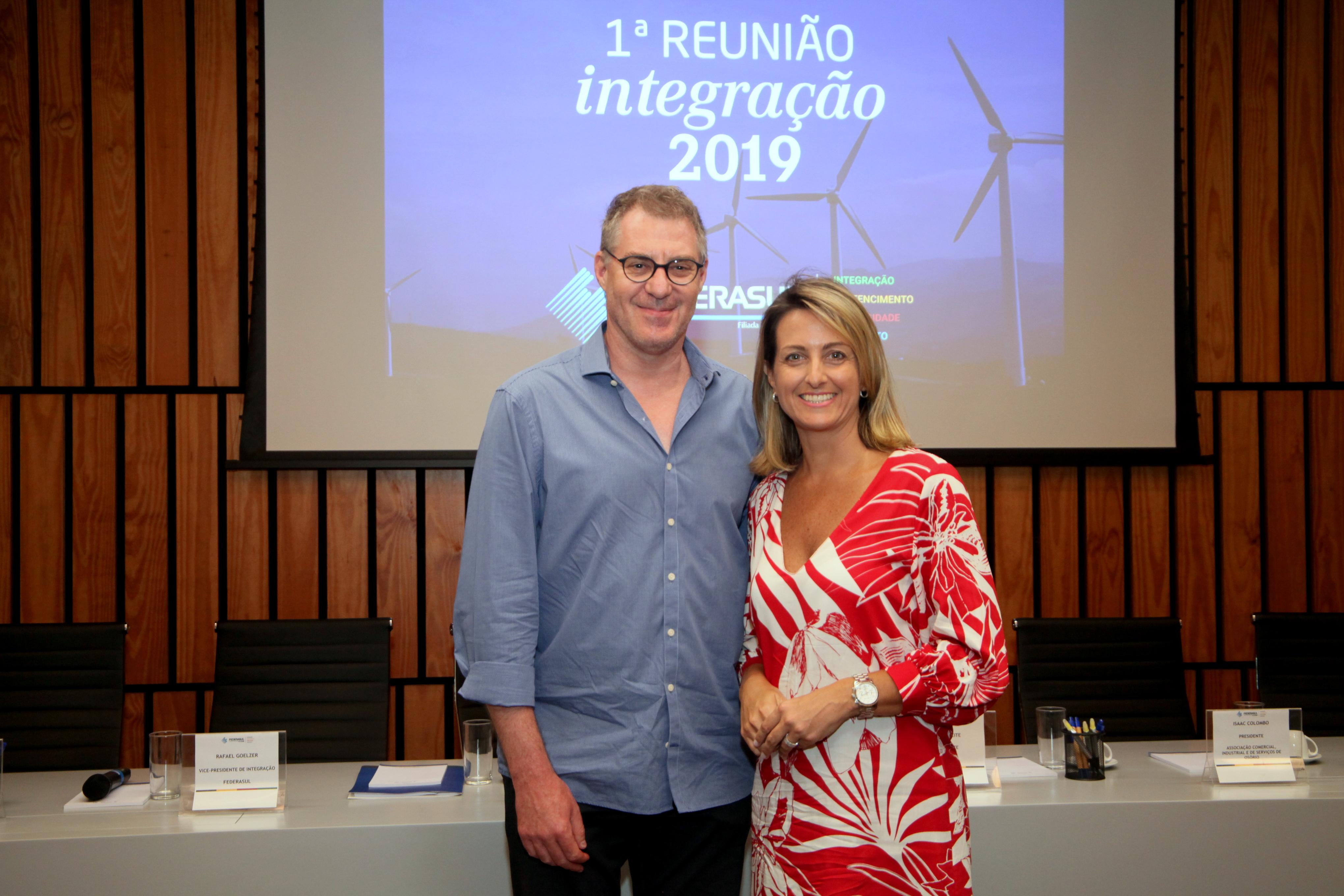 Fabio Milman assume diretoria da Federasul para o biênio 2019/2020