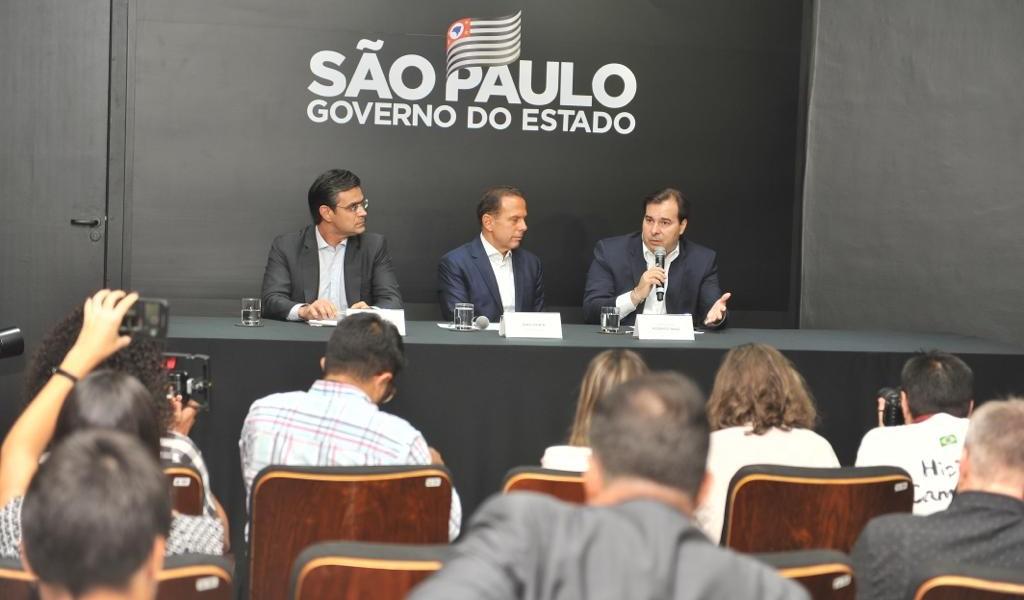 Maia diz que a comunicação correta sobre a reforma da Previdência é o maior desafio do governo