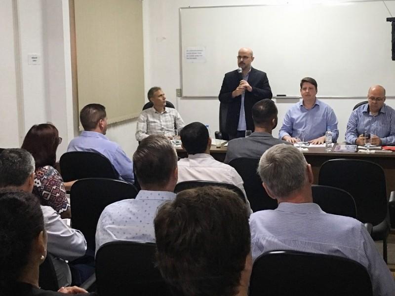 RS: Estado fortalece apoio aos municípios durante evento em Estrela