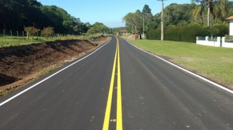 RS: Estado retoma fornecimento de material asfáltico para obras em rodovias