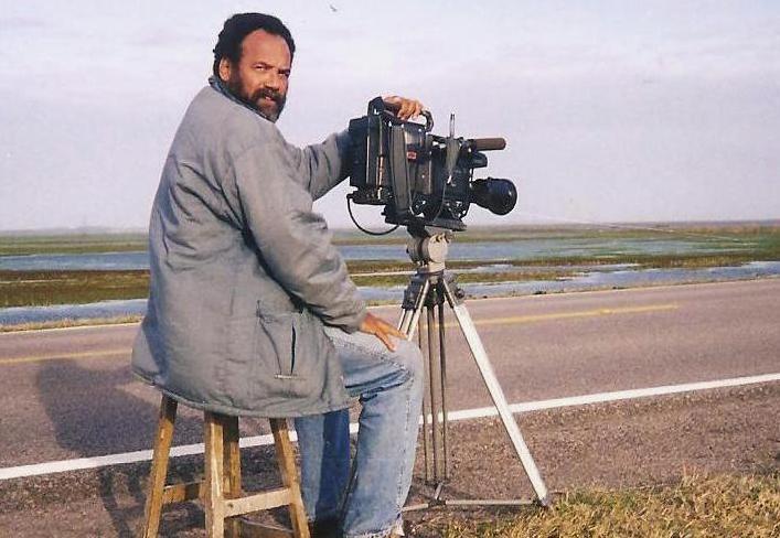 Obituário: Morre o cinegrafista Jair Alberto.  Corpo está sendo velado no cemitério jardim da paz