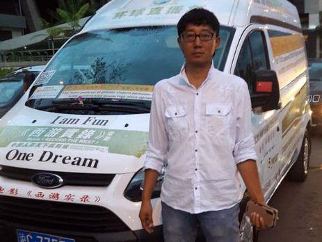 Chinês se aventura em uma viagem pelo mundo; conheceu 72 países
