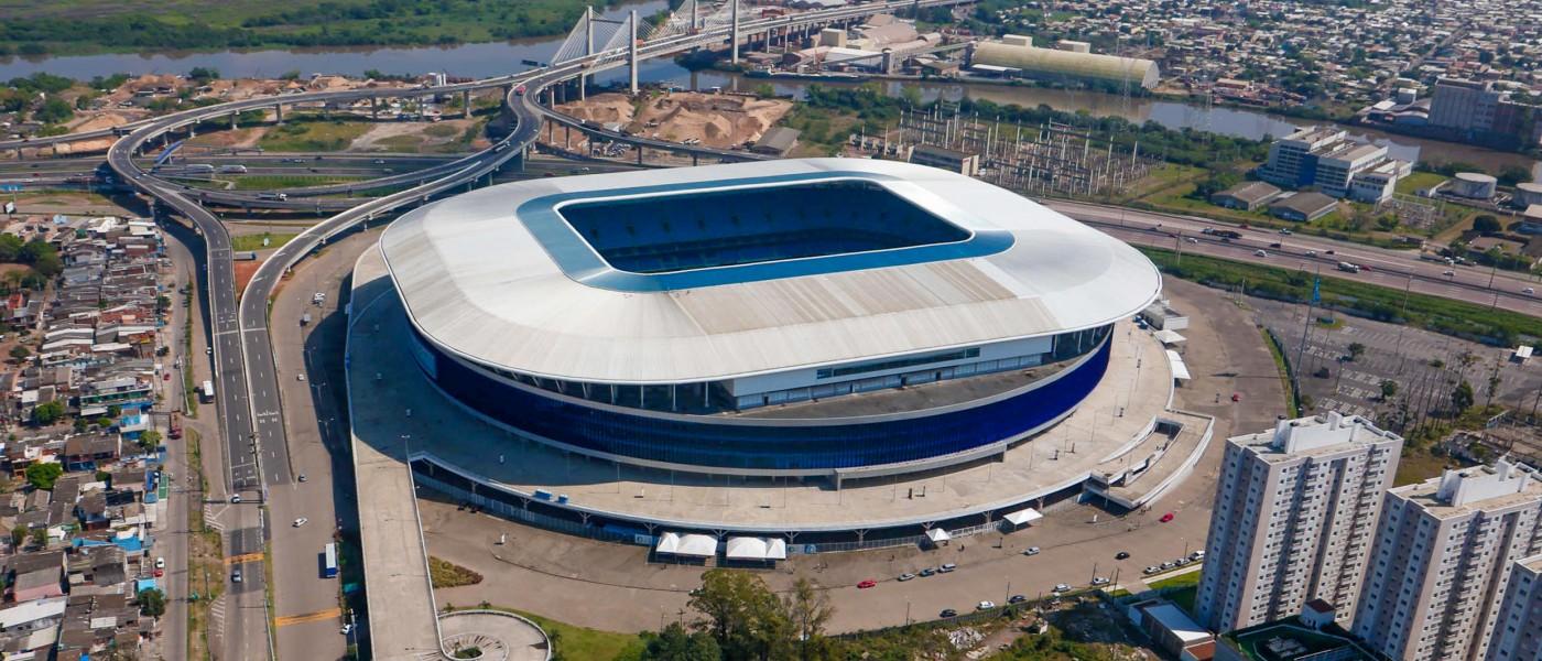 Porto Alegre: Contagem regressiva para a Copa América