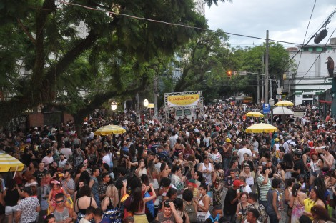 Carnaval de Rua tem último final semana de desfiles na Orla