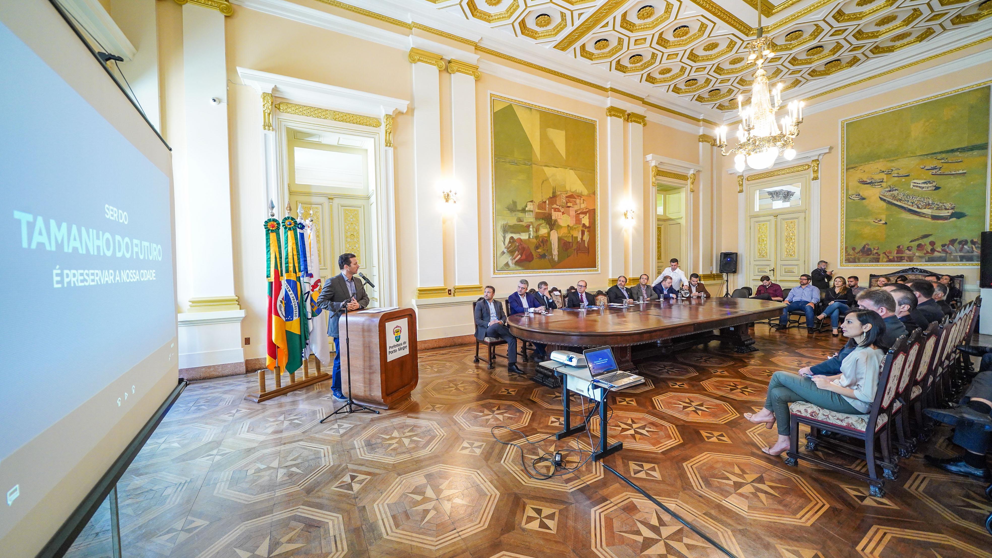 Porto Alegre: PUCRS apresenta projeto de adoção de trecho da Avenida Ipiranga