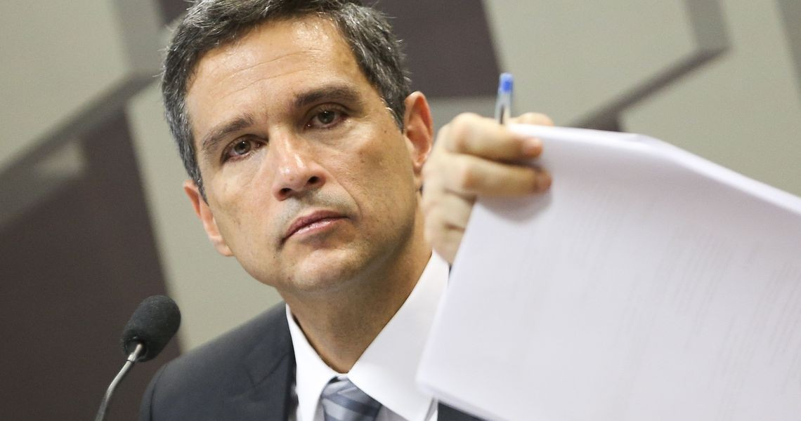 Novo presidente do BC fará primeiro discurso oficial quarta-feira