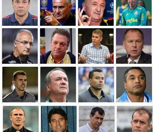 Artigo: Os desafios extras do treinador brasileiro; by Tinga