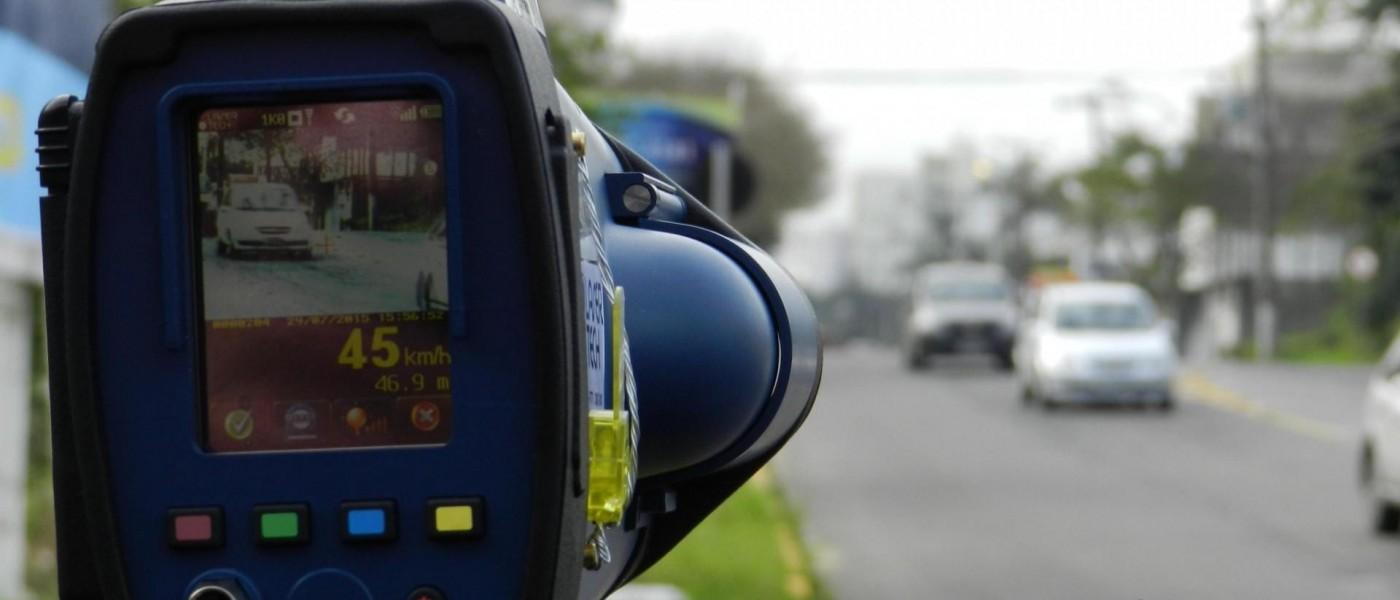 Mortes em rodovias caem 21,7% após a instalação de radares