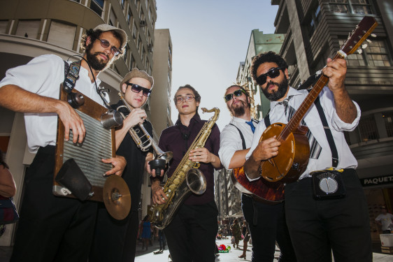 Porto Alegre comemora dia 30 de abril o International Jazz Day com eventos em diferentes pontos da cidade