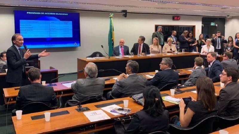 RS: Costella sugere que acessos asfálticos recebam recursos de emendas da bancada federal