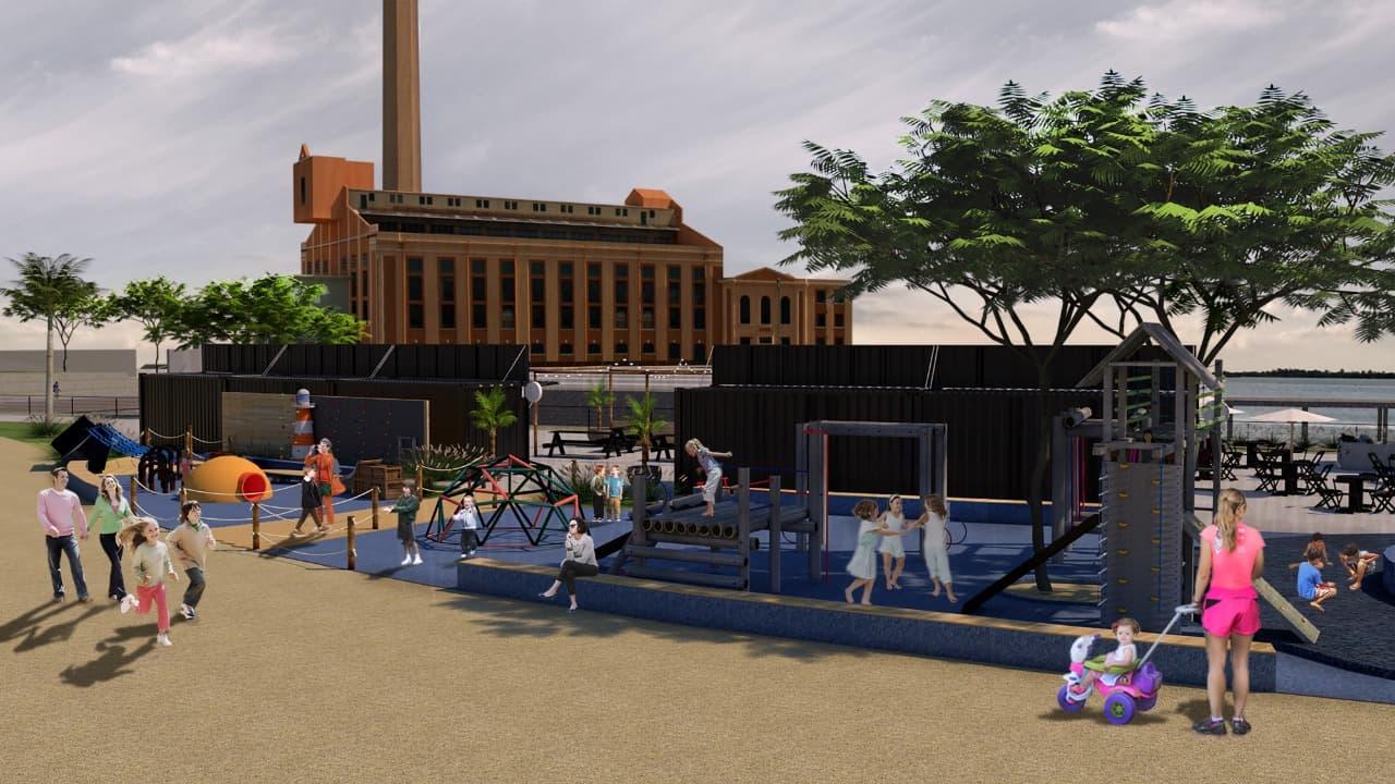 Cais Embarcadero: Confira imagens do projeto e veja como deve ficar um trecho do nosso Porto. DC SET Promoções e Tornak Participações renovam o coração de Porto Alegre