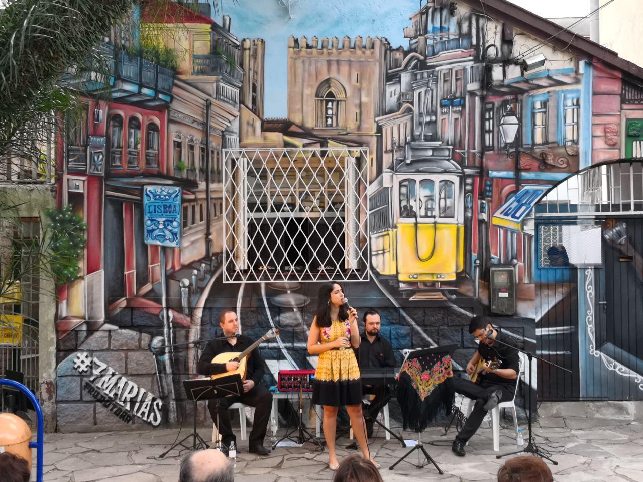 Porto Alegre: Alma Lusitana leva o fado para a Cidade Baixa. Evento será realizado neste domingo, dia 14, a partir das 16h30min