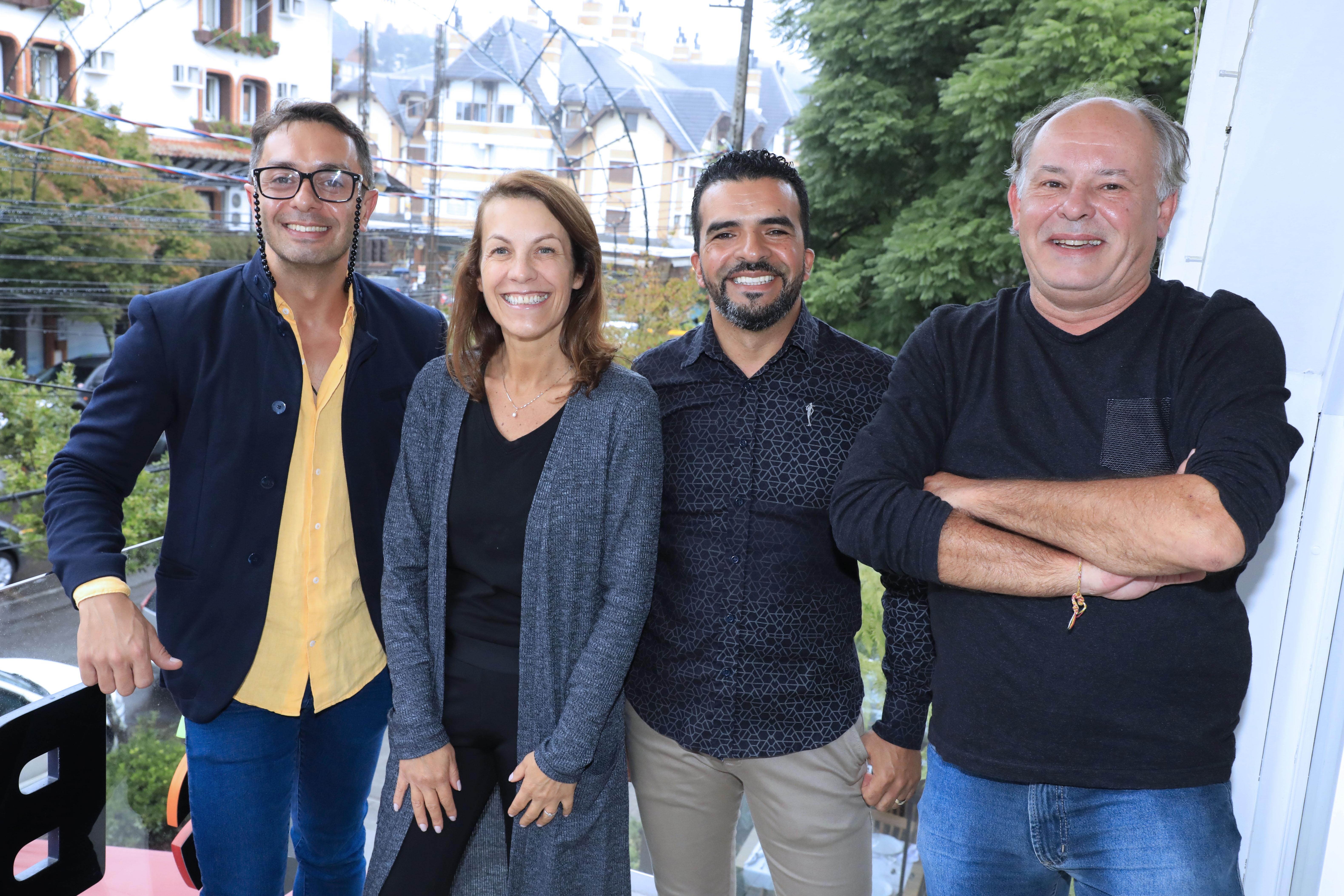 Gramadotur apresenta diretores artísticos do 34º Natal Luz