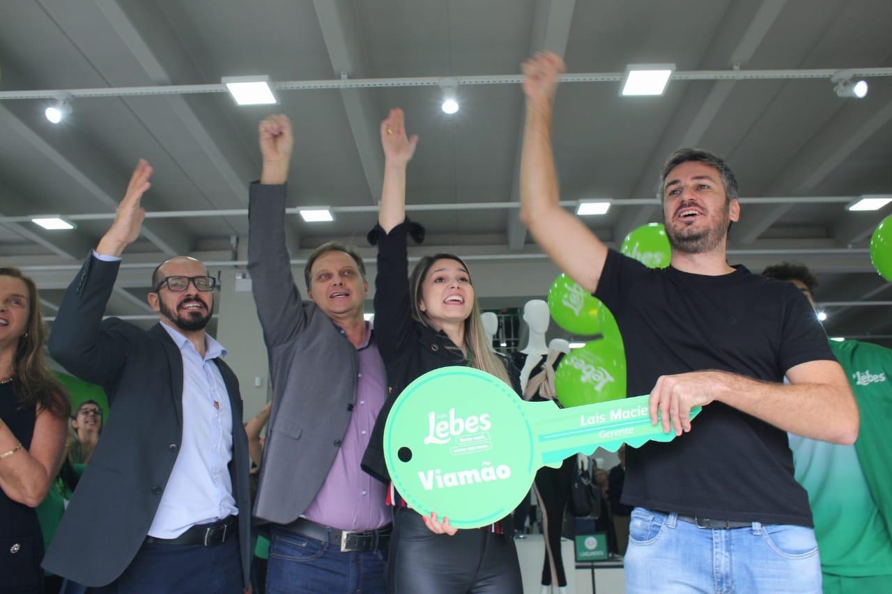 Lebes inaugura novo modelo de negócios em Viamão