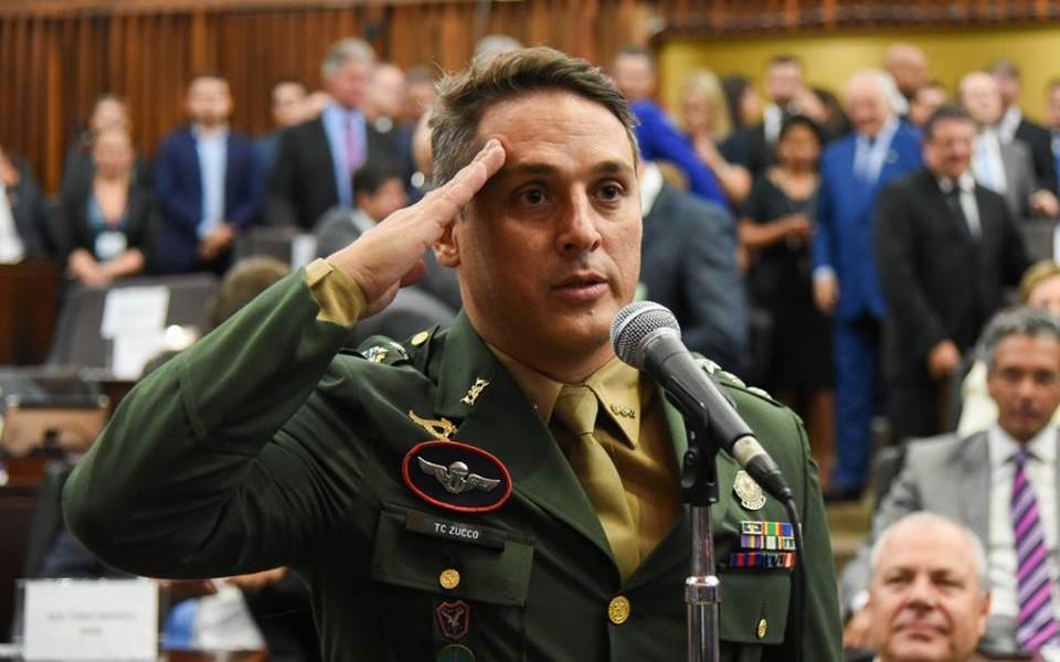 RS: Deputado Zucco promove Grande Expediente em homenagem ao Exército