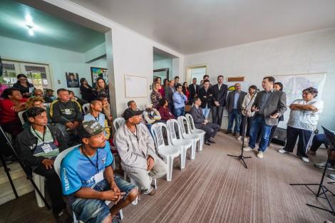 Porto Alegre: Aberto mais um centro para acolher pessoas em situação de rua