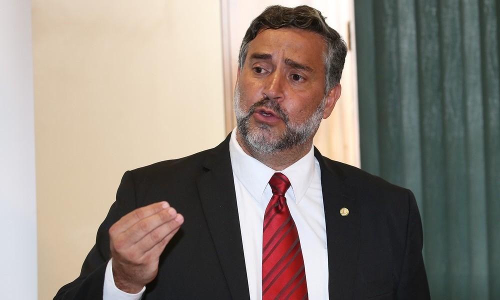 Justiça Federal de Uruguaiana recebe inquérito por estelionato contra Paulo Pimenta; por Giovani Grizotti/RBS TV