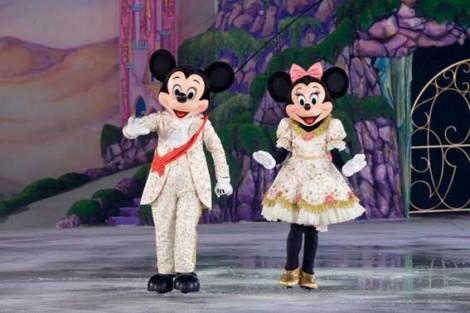 Disney On Ice: Em Busca dos Sonhos terá apresentações em Porto Alegre de 14 a 19 de maio no Gigantinho. Produção da Opus já está pronta para receber e montar o espetáculo em solo brasileiro