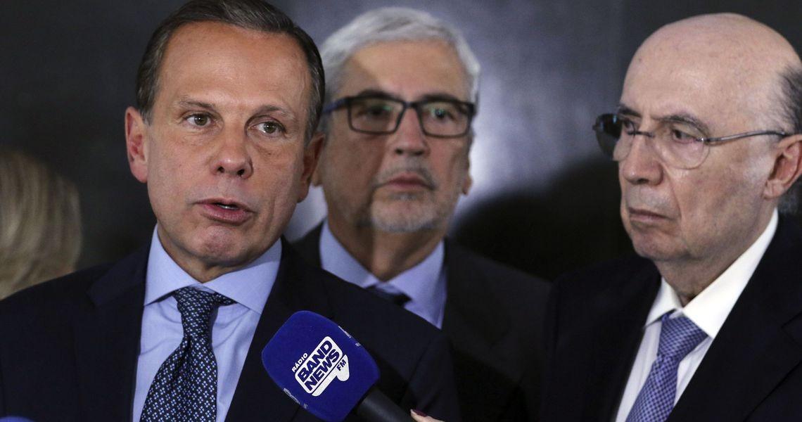 Bolsonaro vai transferir Ceagesp para governo de São Paulo, diz Doria