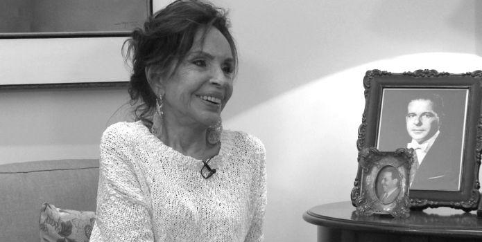 """Livros: Maria Thereza Goulart lança hoje em Porto Alegre """"Uma mulher vestida de silêncio"""". Livro escrito pelo jornalista Wagner William Livro reconstitui a trajetória da ex primeira dama que chegou ao poder com Jango"""