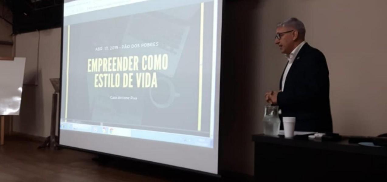 Porto Alegre: Arcione Piva é o palestrante do Entrenos.zs dia 28 de maio