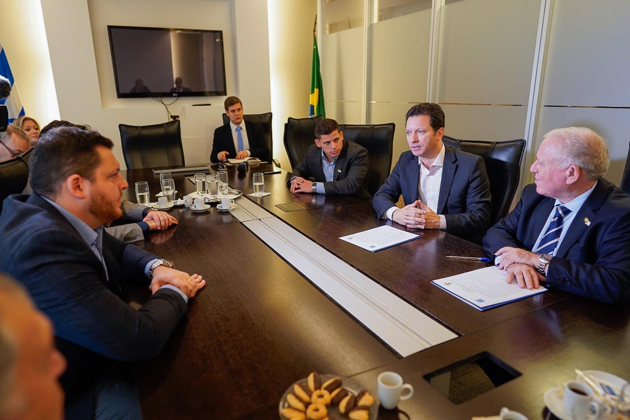 Porto Alegre é 1ª cidade do país a ter acordo de startups com Israel
