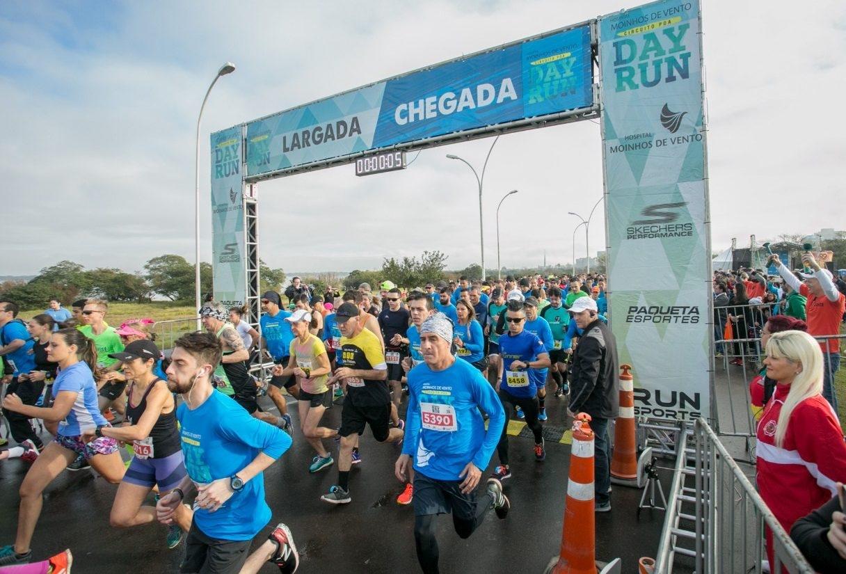 Porto Alegre: Hospital Moinhos de Vento Poa 21k e Circuito Poa Day Run acontecem nesse domingo