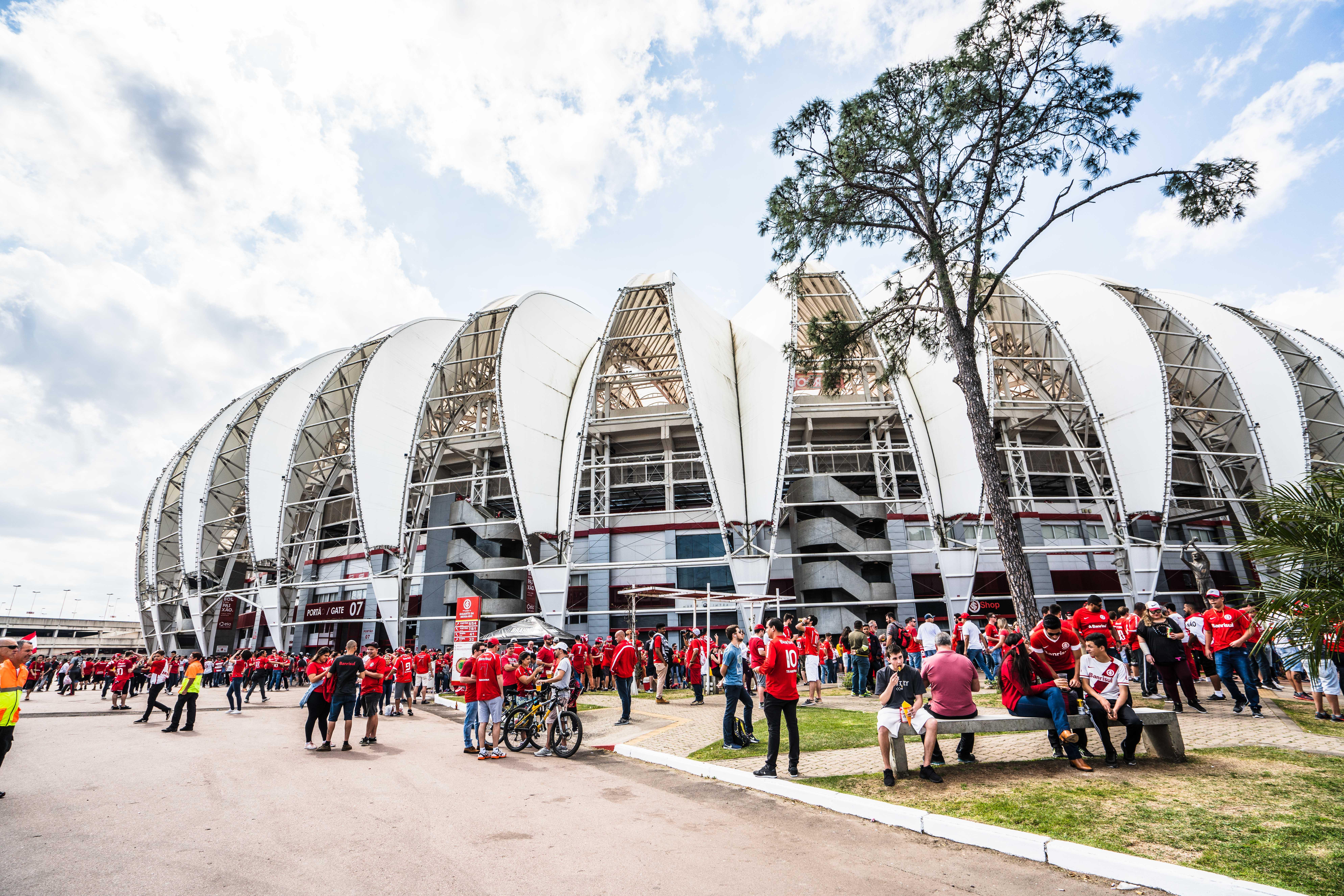 Futebol: Já estão à venda os ingressos para Inter e Avaí no Coração do Gigante. Bilheteria física do Coração do Gigante abre na sexta-feira (31), a partir das 10h