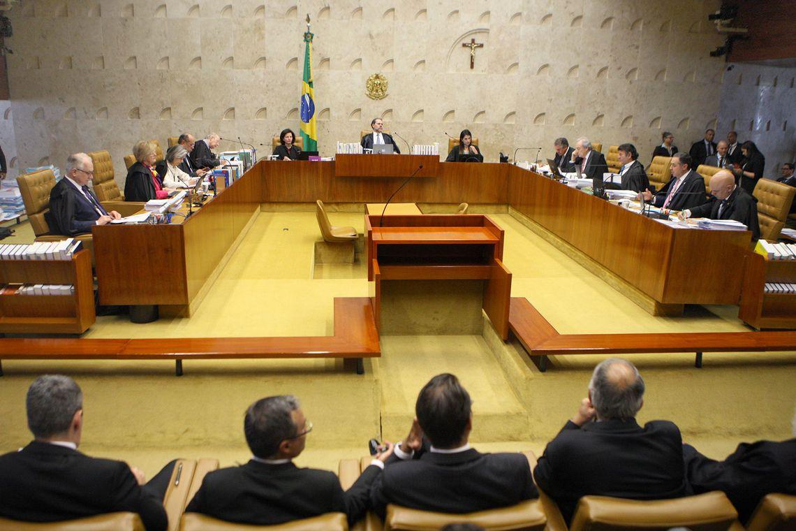 STF estende imunidade a deputados estaduais e determina que assembleias podem revogar prisões