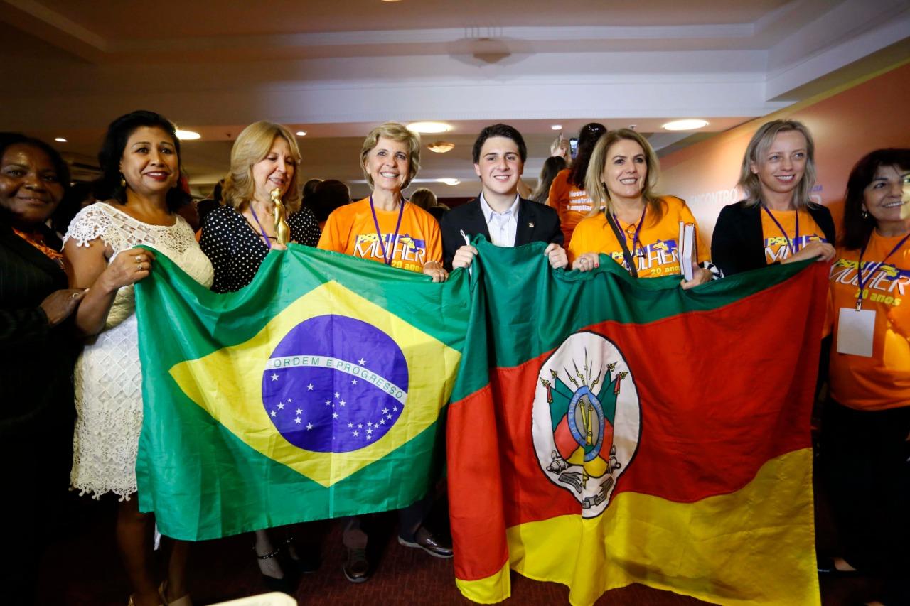 Eleições 2020: Yeda Crusius quer bater recorde de prefeitas e vereadoras eleitas. Ex-governadora foi reconduzida ao comando  nacional do PSDB-Mulher