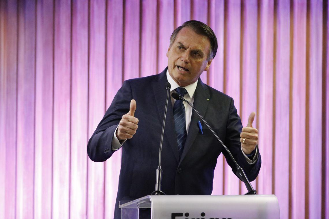 Bolsonaro: sem reforma, faltará dinheiro para salários em 2024